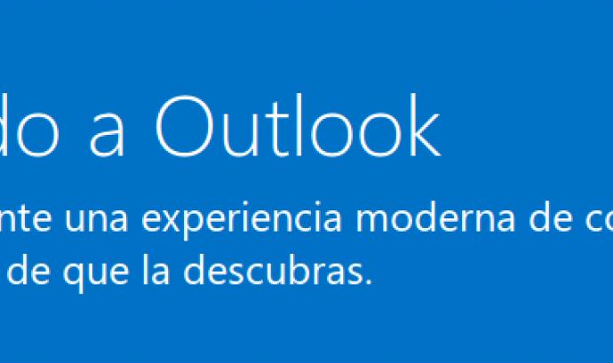 Outlook.com el nou servei gratuït de correu electrònic