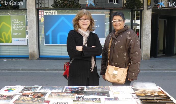 Anna Cardona i Maria Ivern, directores de l'entitat Font: