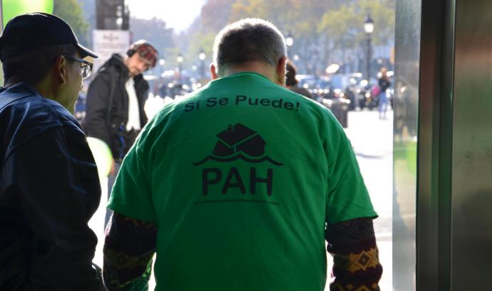 La PAH va presentar l'informe el 17 de juliol Font: PAH
