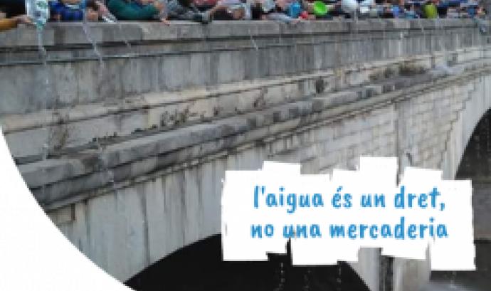 Setena palanganada pel Ter a Girona