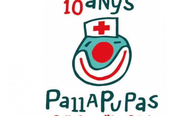Logo de Pallapupas Font: