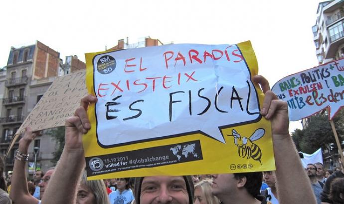 Els paradisos existeixen, són fiscals. Font: Matilde Martínez, Flickr