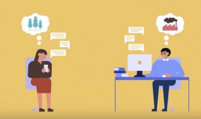 Presentació del nou portal de participació ciutadana