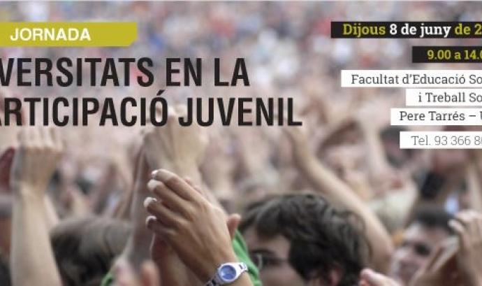Jornada 'Diversitats en la participació juvenil'