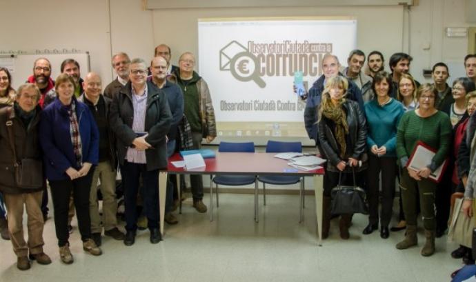Participants en aquest nou observatori Font:
