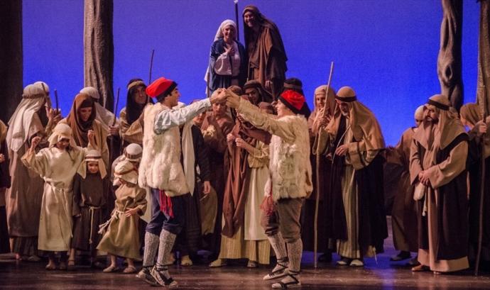 Foto: 'Els Pastorets', foto extreta de TRESC