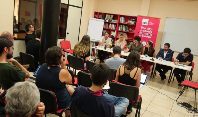 Presentació del Fòrum Social Mundial de les Economies Transformadores