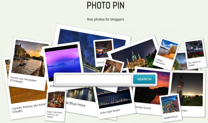 PhotoPin, el cercador d'imatges amb llicència lliure Font: