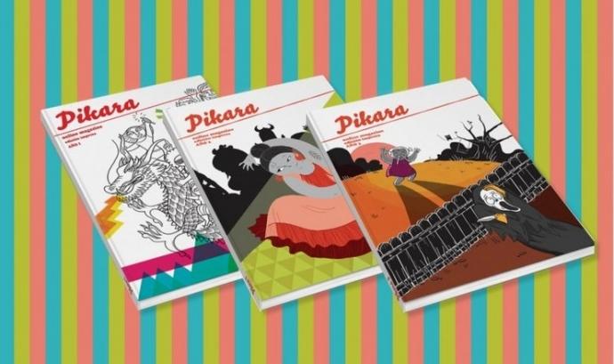 Portades de Pikara Magazine / Font: Pikara Magazine Font: