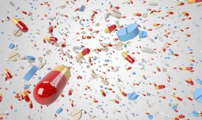 Imatge de pastilles Font: Pixabay