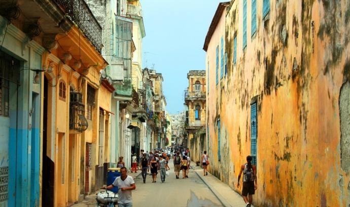 Carrers de l'Havana. Font: Pixabay