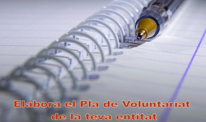 Elabora el Pla de Voluntariat de la teva entitat