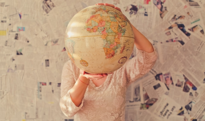 La possibilitat de decidir on viure és un aspecte fonamental de la llibertat humana. Font: Unsplash. Font: Font: Unsplash.