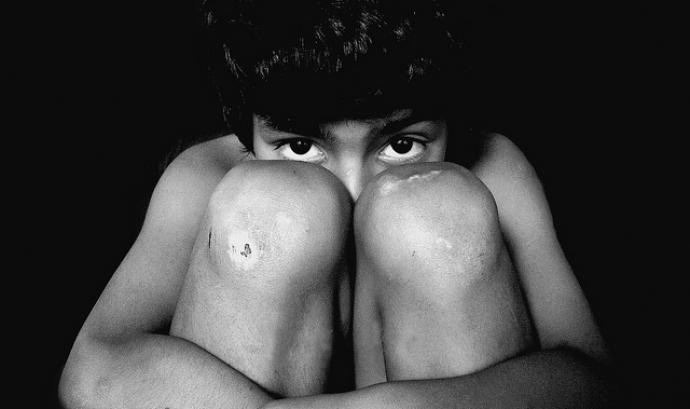 Pobresa infantil. Imatge CC BY-NC-SA 2.0 de Jordán Francisco (Flickr)