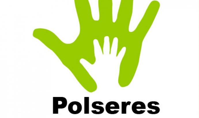 Logotip de polseres verdes