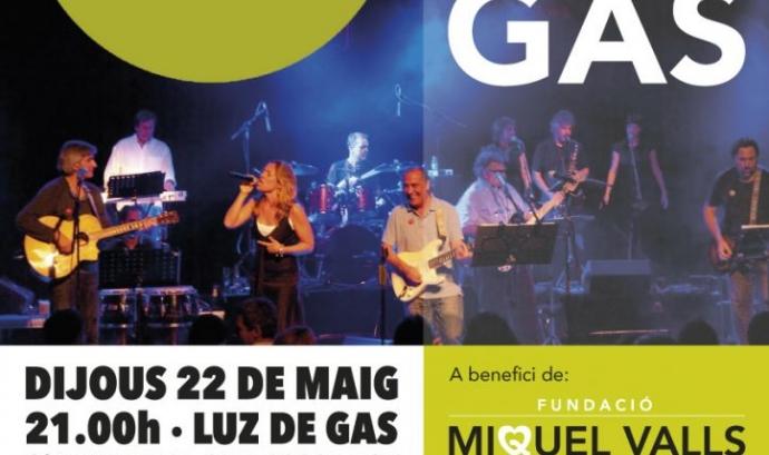 Concert benèfic de PorFinViernes a benefici de la Fundació Miquel Valls