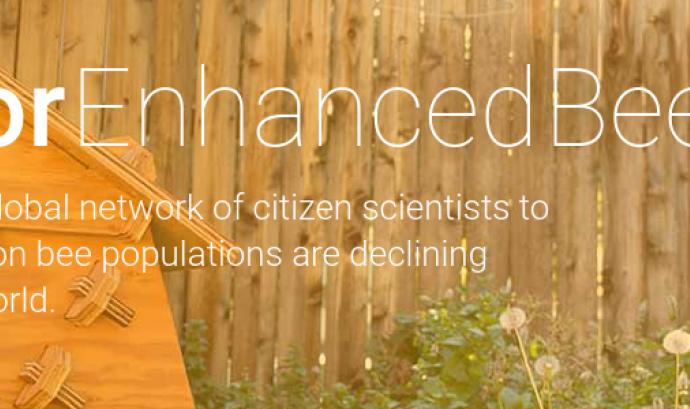 Open Source Beehives, un projecte obert per la protecció de les abelles!  Font: