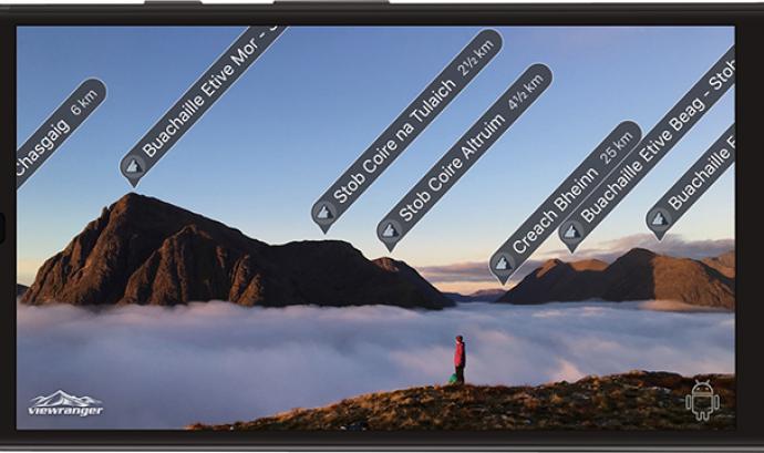 Descobriu les muntanyes del vostre voltant amb aquesta app!