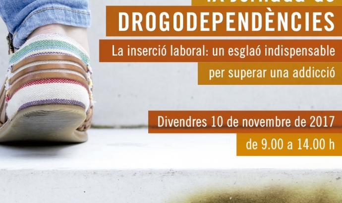 IX Jornada de Drogodependències