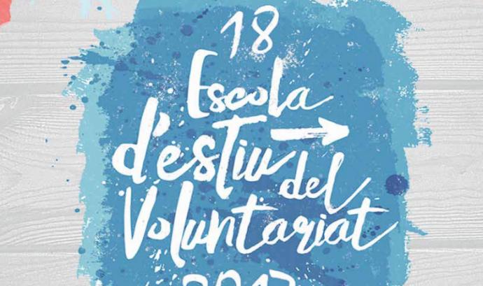 La 18a edició de l'Escola d'Estiu del Voluntariat comença el 28 de juny Font: Escola d'Estiu del Voluntariat