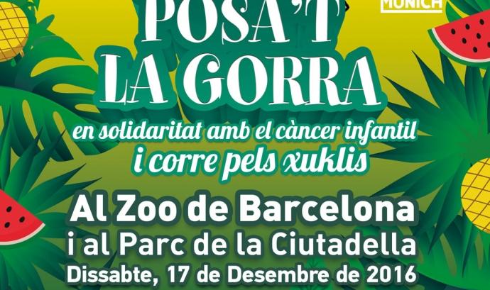 """16a edició del """"Posa't la Gorra!"""""""