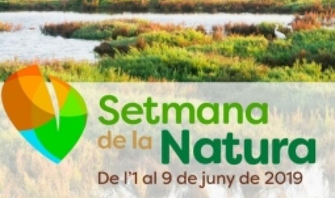 De l'1 al 9 de juny se celebra la Setmana de la Natura