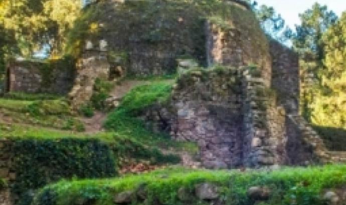 El Pou de Glaç de Canyamars, una de les localitzacions idíl·liques