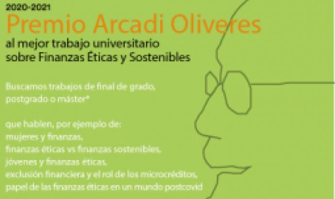 Premi Arcadi Oliveres al millor TFG o màster