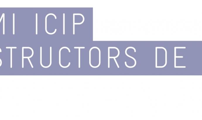 Candidatura Premi ICIP 2016. Font: ICIP