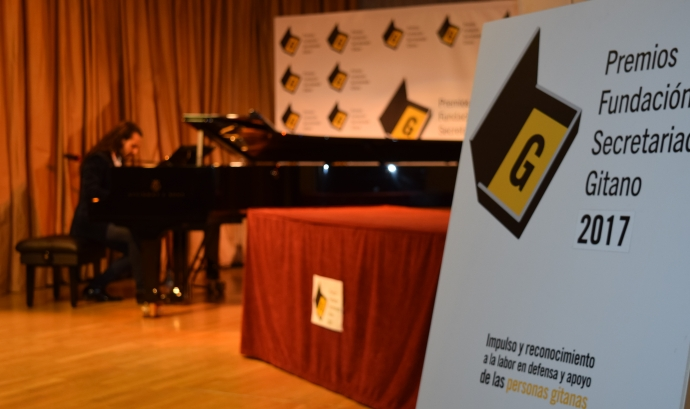 La Fundació Secretariat Gitano lluita per a la inclusió social del poble gitano. Font: FSG