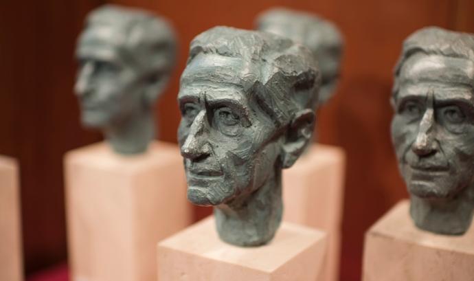 Estàtues de Pompeu Fabra