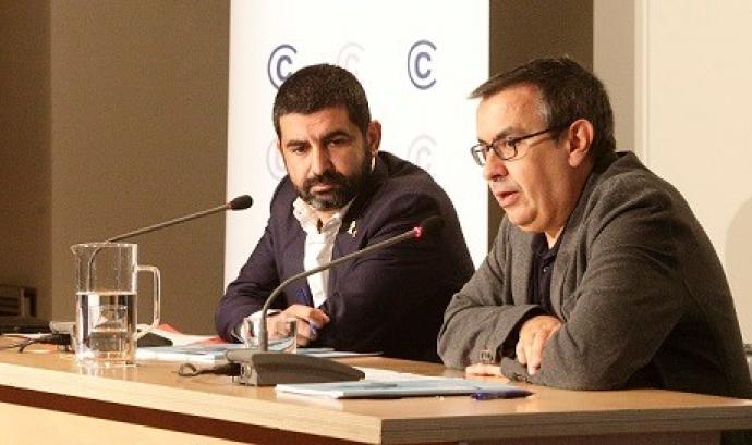 L'acte va ser inaugurat per l'H. Sr. Chakir el Homrani, conseller de Treball, Afers Socials i Famílies de la Generalitat de Catalunya, i el Sr. Joan Segarra, president de La Confederació.