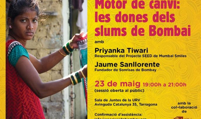 Dones als slums de Bombai: motor de canvi