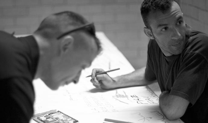L'expressió artística com a part del procés de reinserció Font: Fundació Marianao