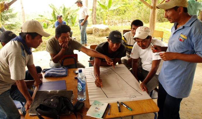 Projecte de Cooperació a Guatemala finançat amb el Fons de Solidaritat Font: