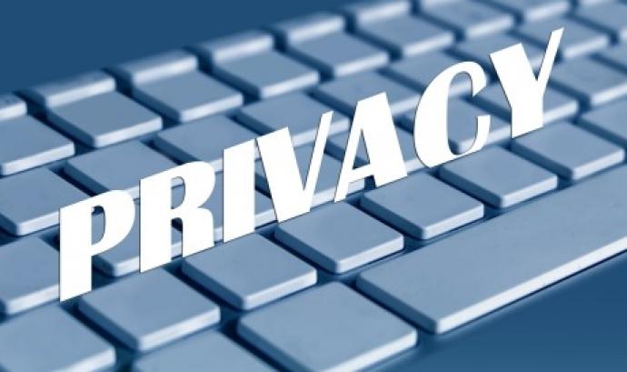 Privacitat. Font: Pixabay