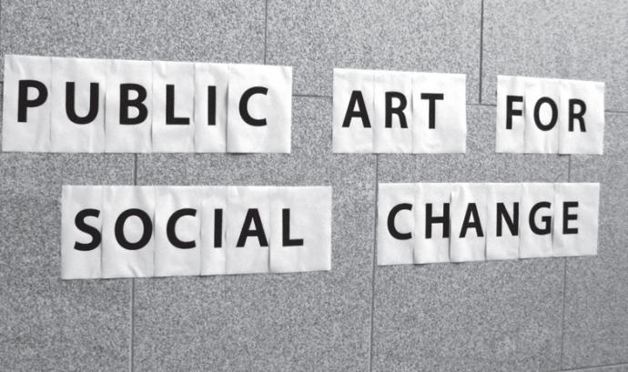 Artibarri treballa per la transformació social a partir de l'art i la cultura Font: Artibarri