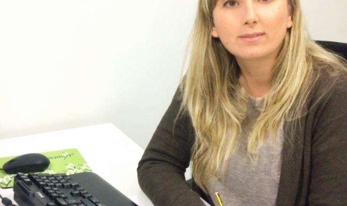 Investigadora de la Universitat del País Basc Font: