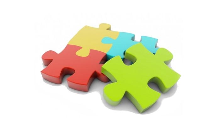 Peces de puzzle