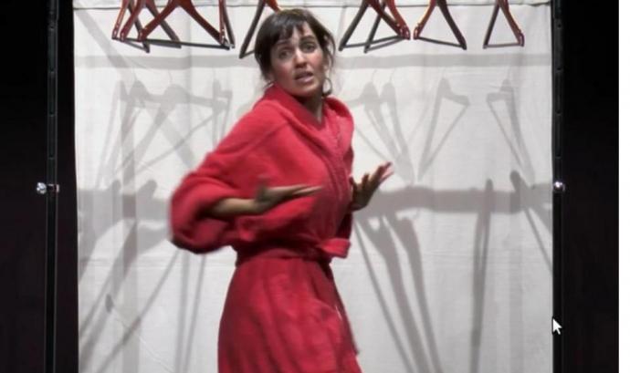 L'obra Quina tela! obre el cicle Arrelarts de l'Aula Ambiental del Bosc de Turull (imatge: xucru teatre)
