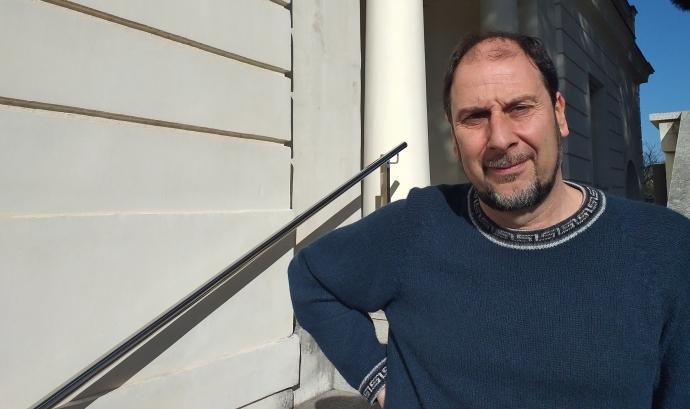 Ramon Torra, coordinador de Torre Jussana. Font: Torre Jussana