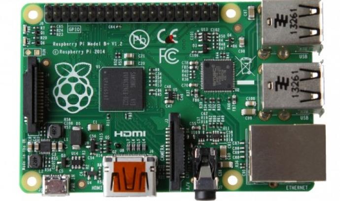 Raspberry Pi presenta un altre model de micro-ordinador