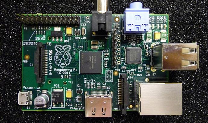 Taller de Raspberry Pi al MakerConvent