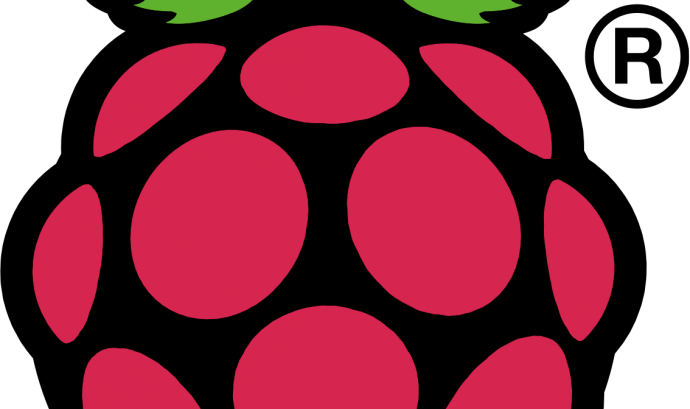 Logotip de Raspberry Pi Font: