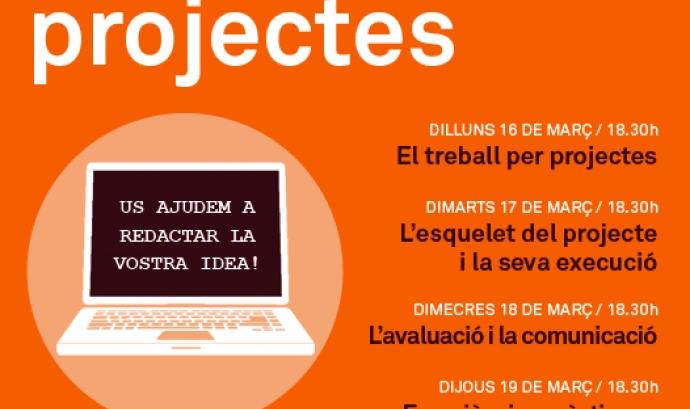 Taller de redacció de projectes