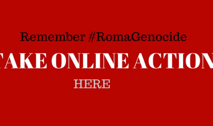 Campanya a Twitter per no oblidar el genecidi del poble gitano