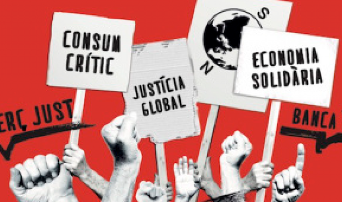'La revolució de les butxaques' és el lema de la XIX campanya Som Comerç Just i Banca Ètica