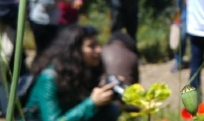Presentació del projecte de ciència ciutadana Ritme Natura a Barcelona