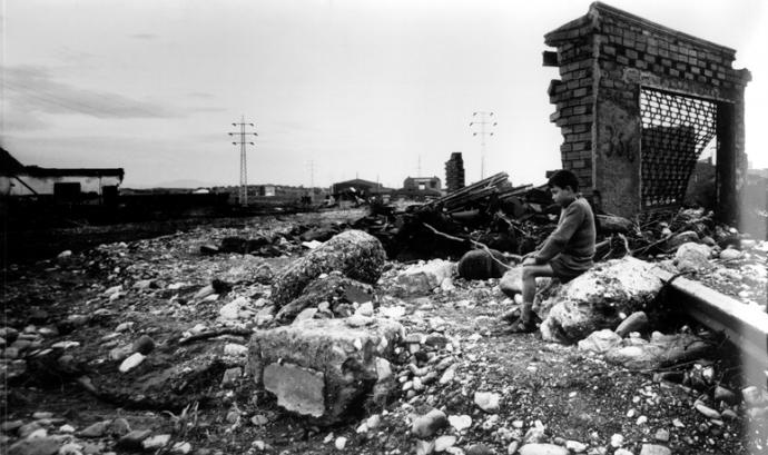 Foto: Carles Duran - Arxiu Municipal de Terrassa Font: