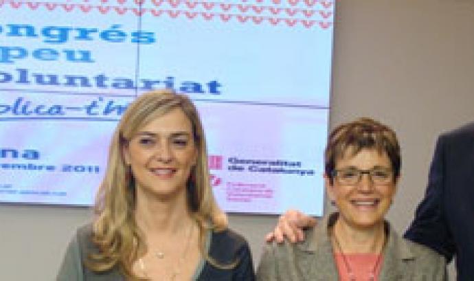 Violant Cervera, Francina Alsina, Josep Lluís Cleries Font: